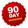 90-day, no hassle, money back guarantee