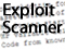 Exploit Scanner 1.01 Released